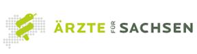 Ärzte für Sachsen Logo