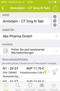 Arznei Aktuell Info 1