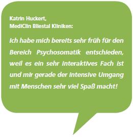 Erfahrungen Psychosomatik-Stipendium