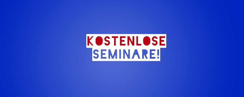 Seminare für Studenten und Assistenzärzte