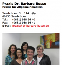 Praxis Dr. Busse