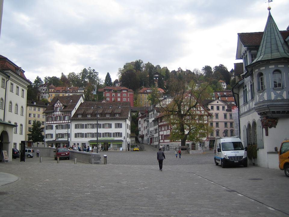 Erinnerungen an St. Gallen