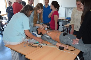 Workshop auf der MediCura Messe