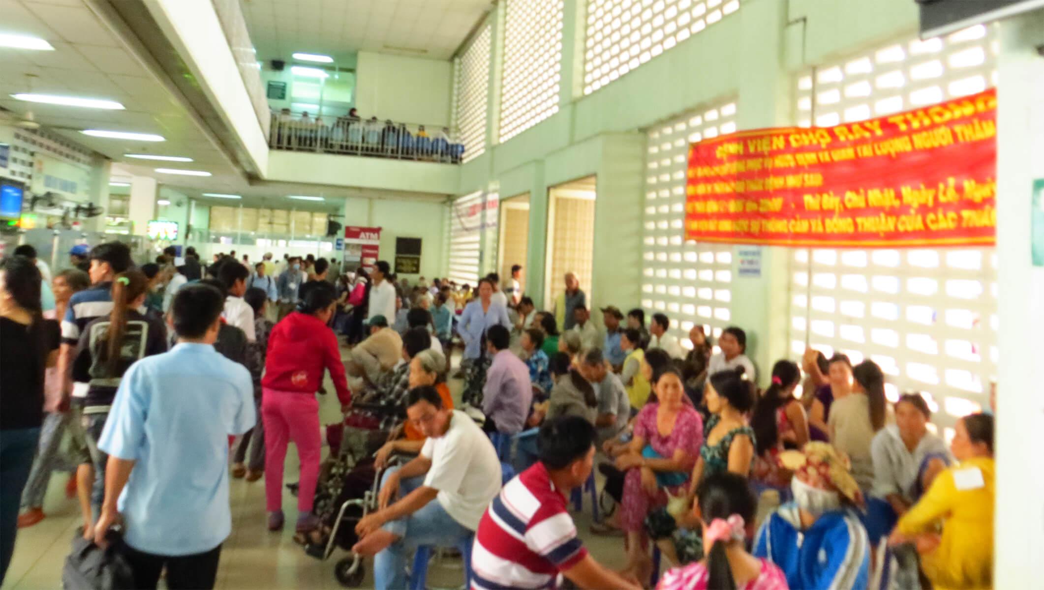 Famulatur in Vietnam