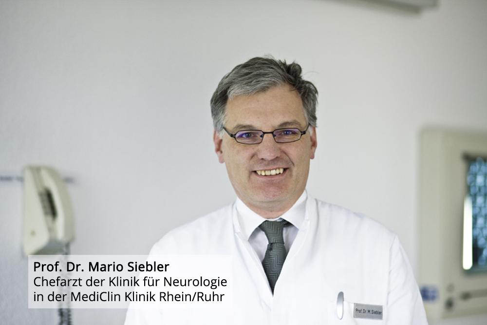 MediClin Prof. Dr. Siebler Coverbild