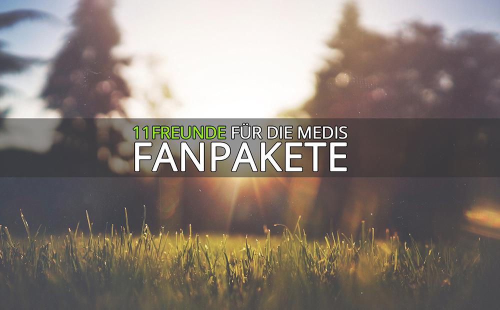 Fanpakete für die MediMeisterschaften