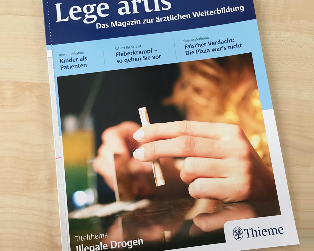 Das Magazin zur ärztlichen Weiterbildung