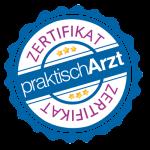 praktischArzt-Zertifikat