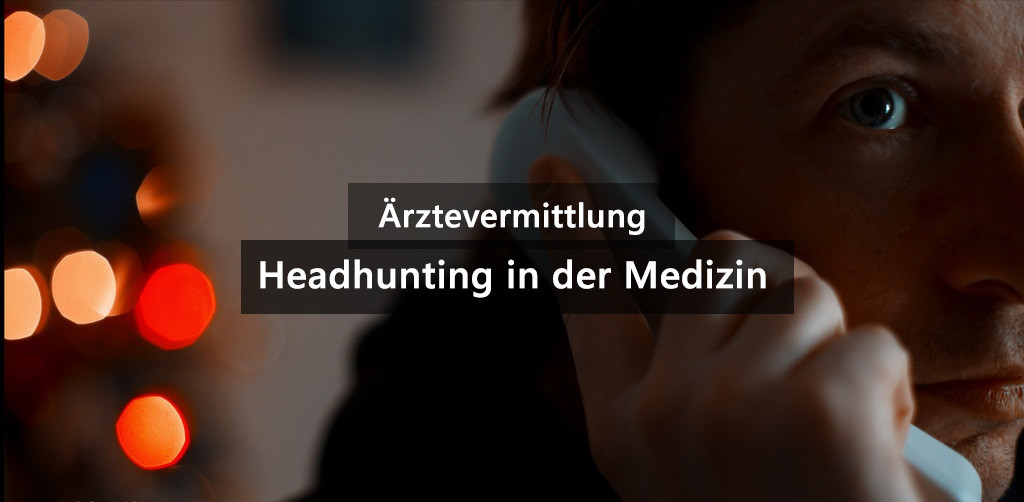 Ärztevermittlung Headhunting In Der Medizin
