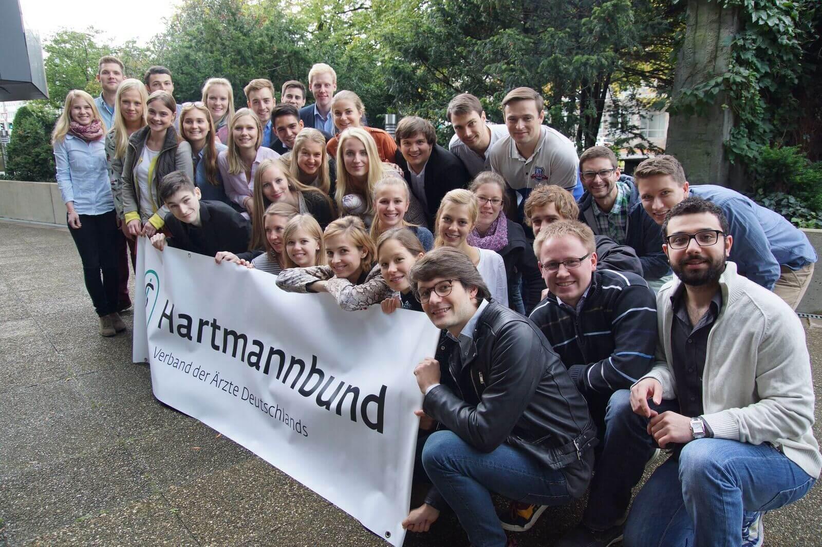 Medizinstudierende Hartmannbund