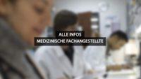 Medizinische/r Fachangestellte/r (MFA)
