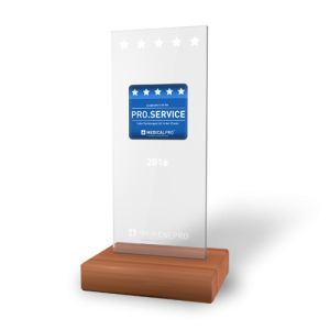 PRO.SERVICE Award