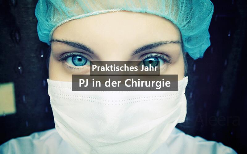 PJ Praktisches Jahr Chirurgie