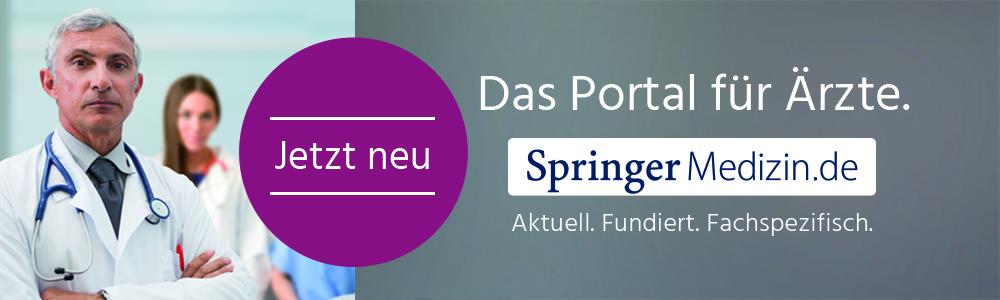 Relaunch Springer Medizin