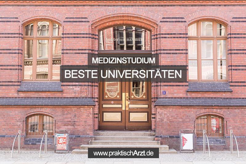 Deutsche Universitäten Medizin PraktischArzt