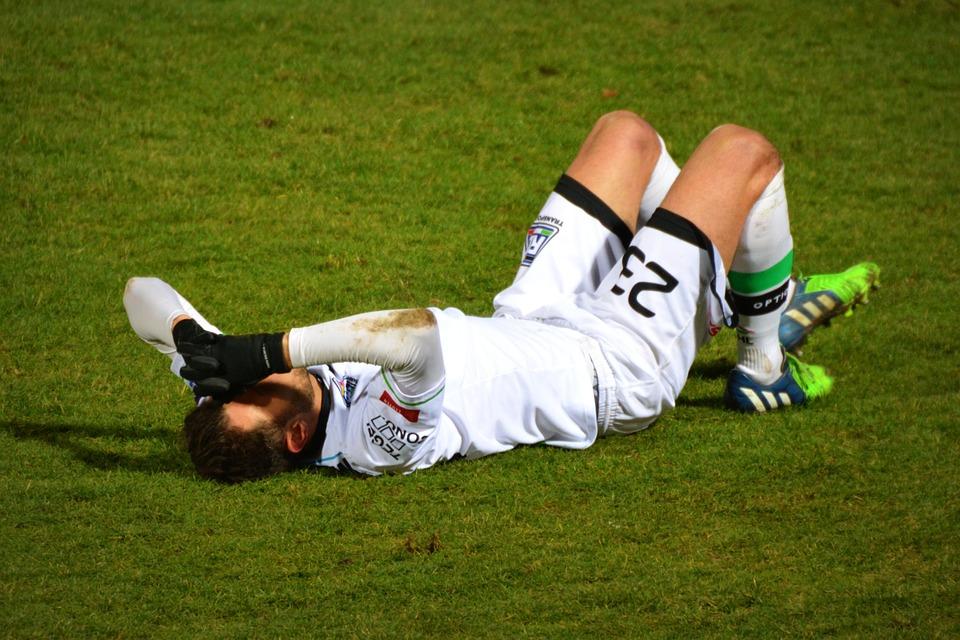Fussballverletzungen