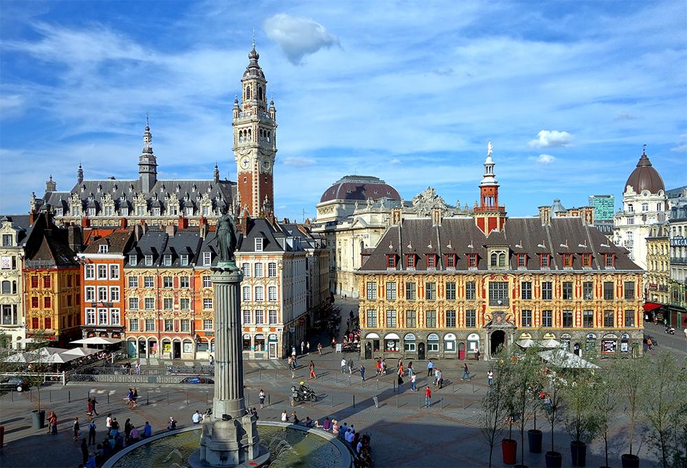 Famulatur in Lille