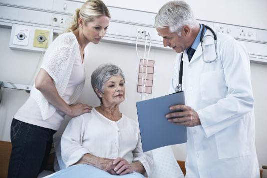 Manipulation einer Patientensentscheidung