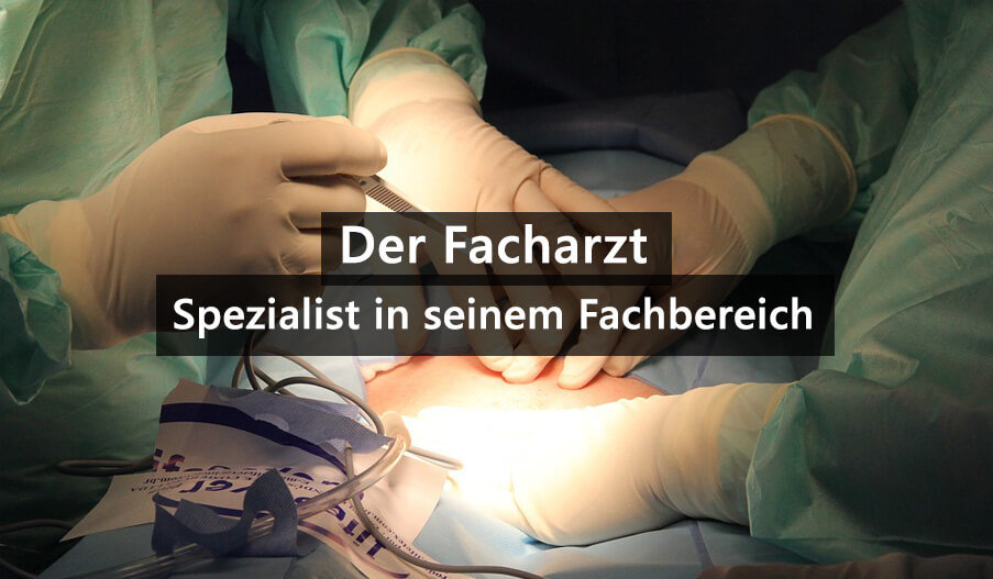 Ausbildung Zum Facharzt In Einem Fachbereich