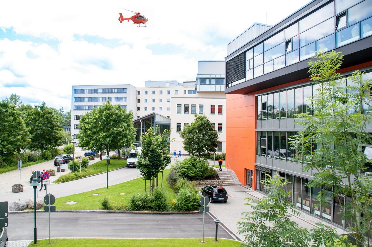 KlinikumTraunstein der Kliniken Südostbayern AG