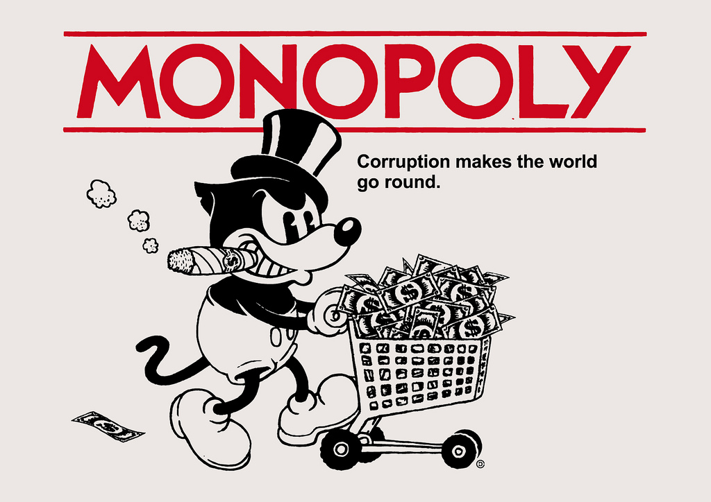Korruption im Gesundheitswesen