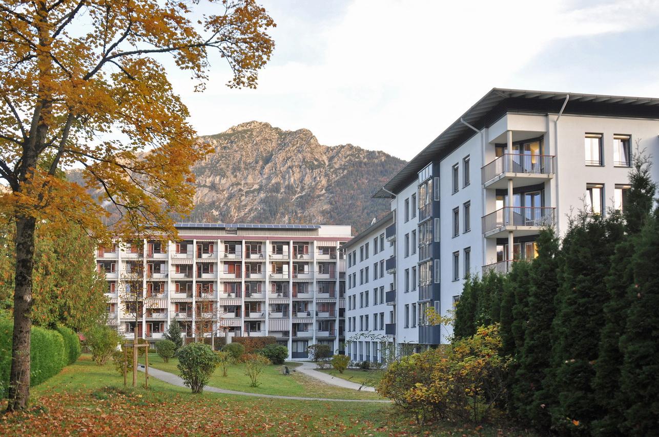 Kreisklinik Reichenhall der Kliniken Südostbayern AG