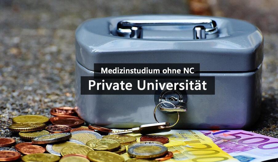 Medizin Studieren Ohne NC Private Universität