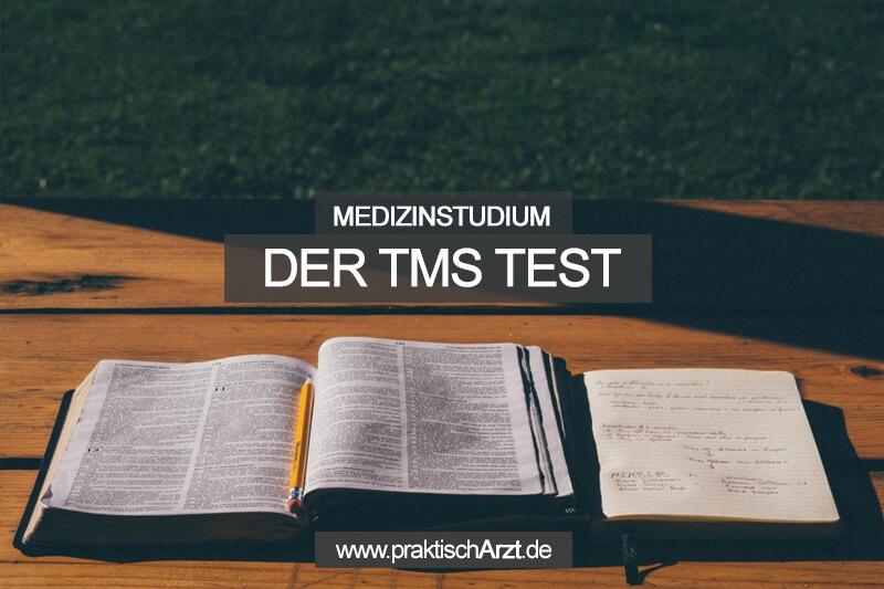 Medizinstudium Testvorbereitung TMS PraktischArzt