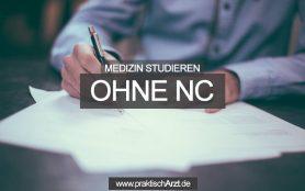 Medizin studieren ohne NC