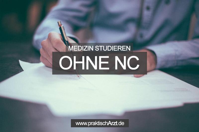 Medizinstudium Ohne NC PraktischArzt