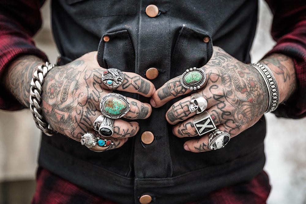 Regeln Blutspende: Tabu für Tattoos