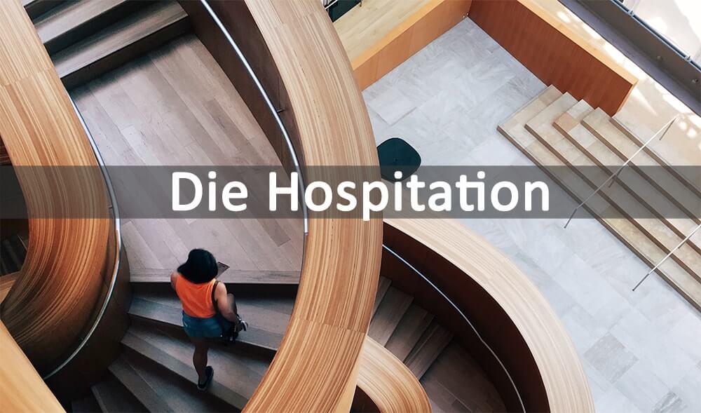 Die Hospitation