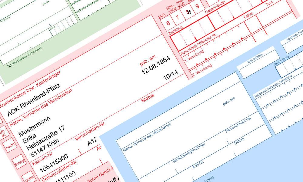 Privatrezept Infos Vorteile Gültigkeit Kostenerstattung