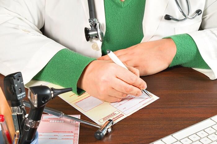Ärzte Schreiben Zu Oft Krank