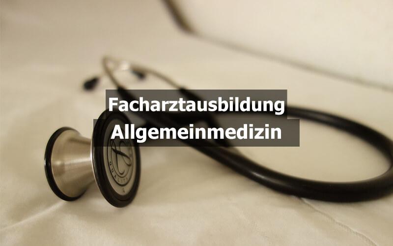 Facharzt Allgemeinmedizin