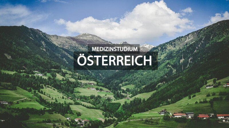 Medizinstudium Ohne NC In Österreich