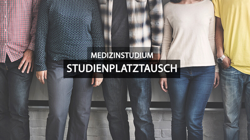 Studienplatztausch Medizin