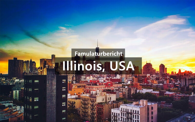 Famulatur USA Illinois