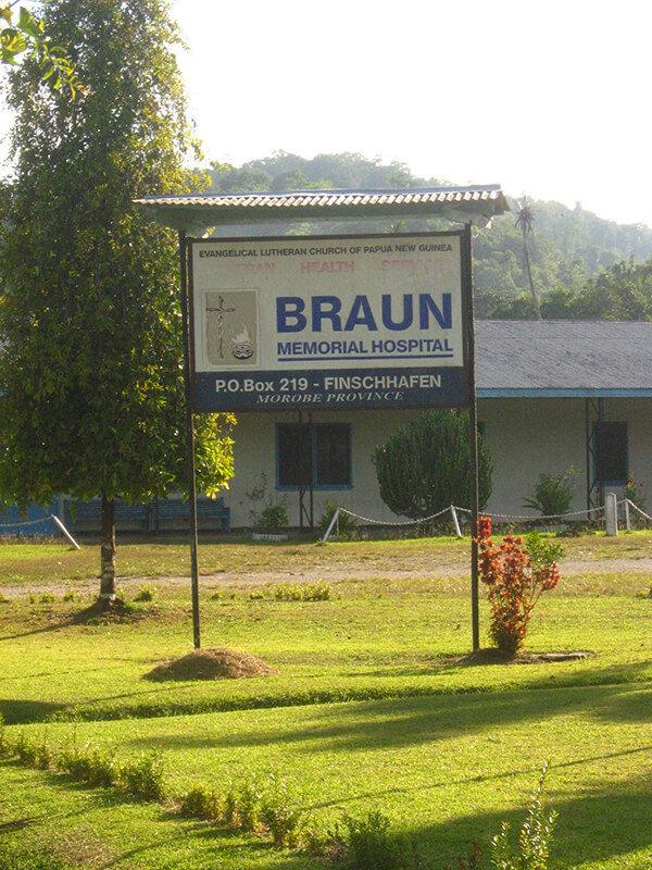 Brown Memorial Hospital