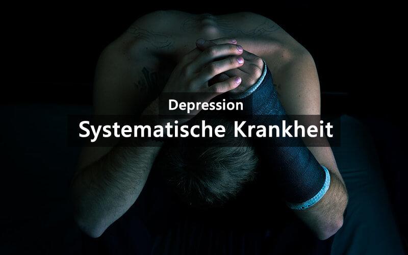 Depression Betrifft Den Ganzen Körper