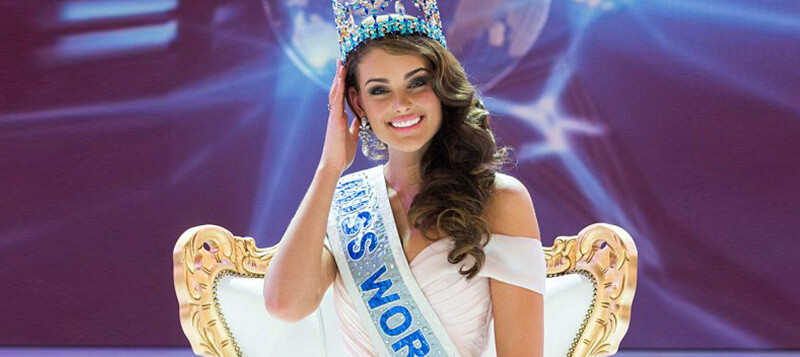 Dr Rolene Strauss Miss World 2014