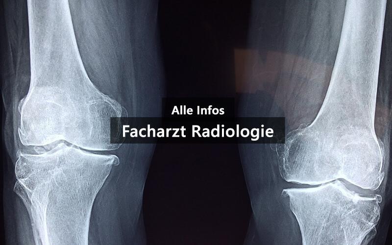 Facharzt Für Radiologie