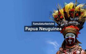 Famulatur in Papua-Neuguinea