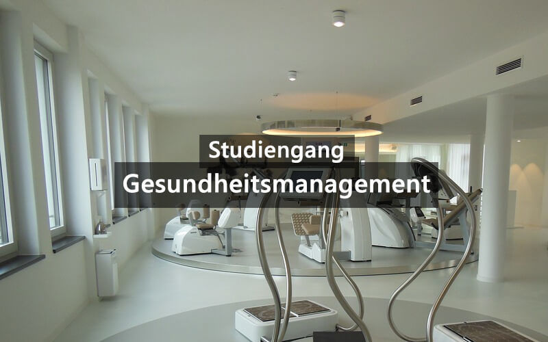 Gesundheitsmanagement studium voraussetzungen inhalt for Management studium nc