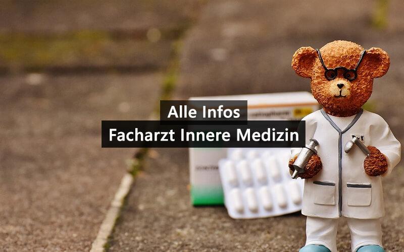 Internist Facharzt für Innere Medizin