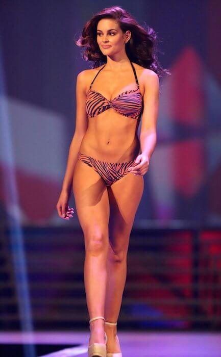 Medizinstudent Model Miss World