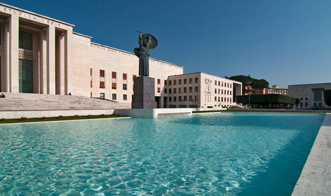 Universtität In Rom