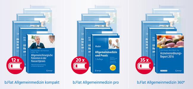 Springer Medizin Bflat 3 Editionen