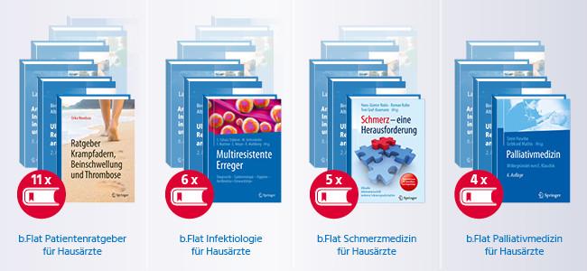 Springer Medizin Bflat 4 Editionen