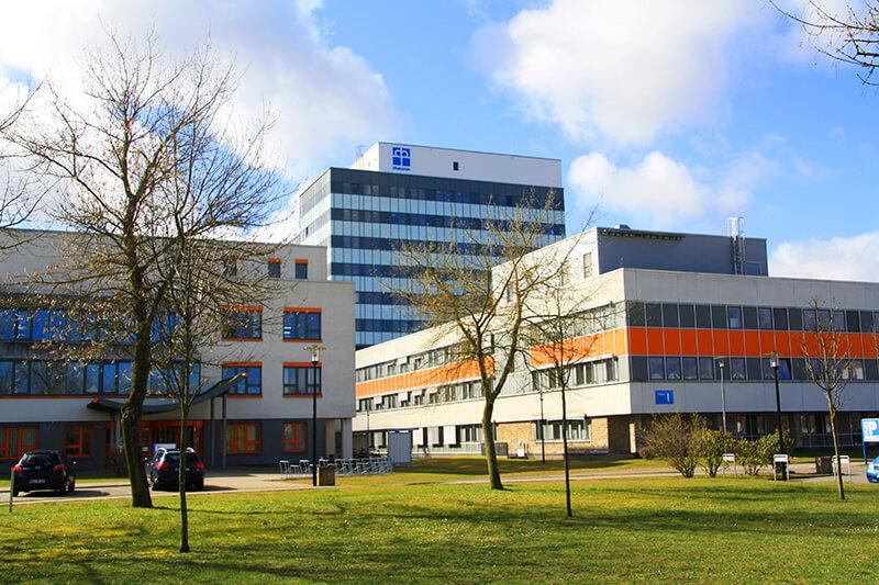 Dietrich Bonhoeffer Klinikum Außen 3